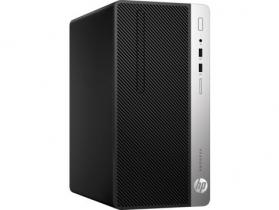 HP ProDesk 400 G5 MT (4CZ31EA) Black