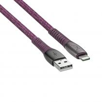 RivaCase Egmont PS6101 RD12 MFi Lightning cable 1,2m Red